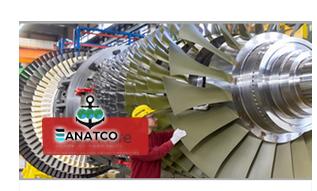 gas turbine parts Manufacturer in x United Arab Emirates by Al Noor
