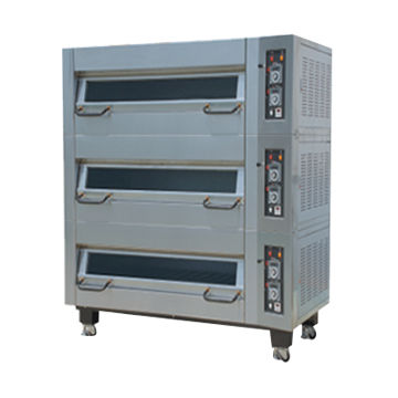 Fully Automatic Deck Oven