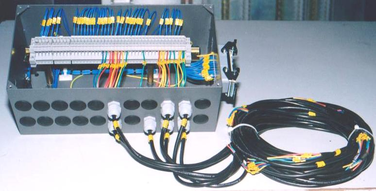 control panels instruments
