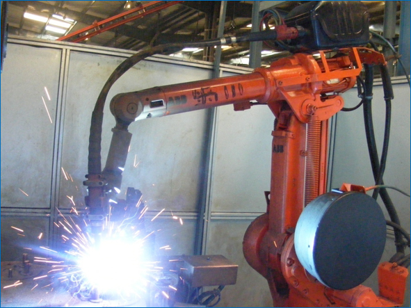 Gantry Robot Manufacturer in Maharashtra India by Integrated