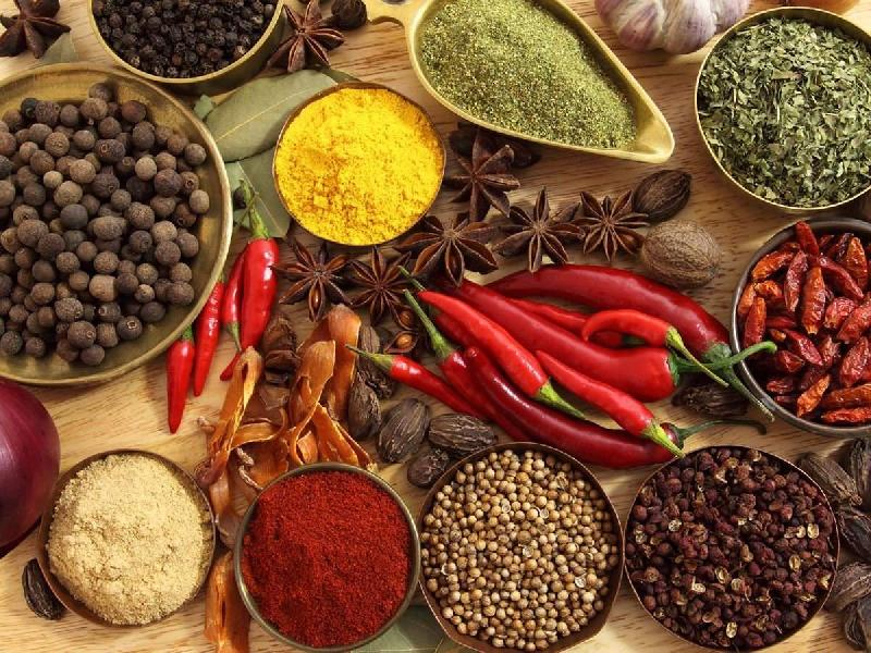 Indian Spices Exporters in Pune Maharashtra India by Zest Import