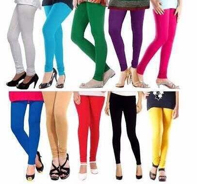 7ab212da5fd5d Ladies Leggings Manufacturer in Delhi India by Kapoor Industry | ID ...