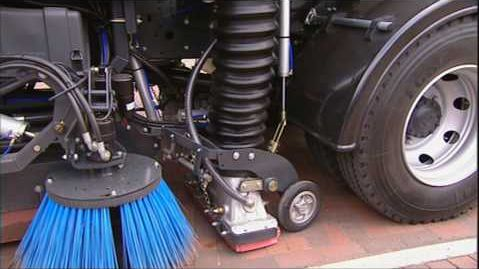 Johnston Sweeper Brushes
