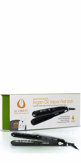 Argan Oil Vapor Flat Iron