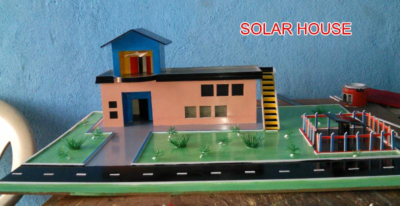Solar House Model Manufacturer In Raichur Karnataka India