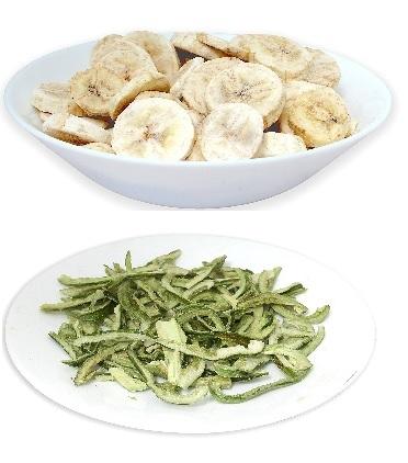 25 gms Freeze Dried Vegetables Manufacturer in Gujarat India