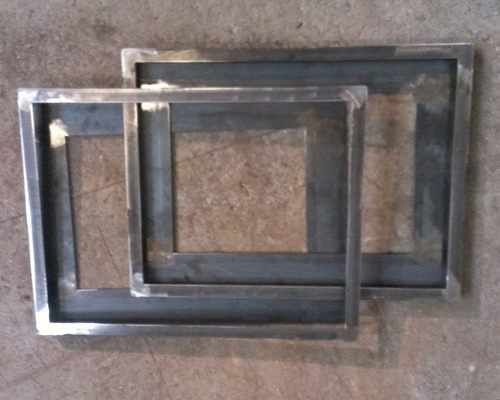 industrial metal frames - Metal Picture Frames