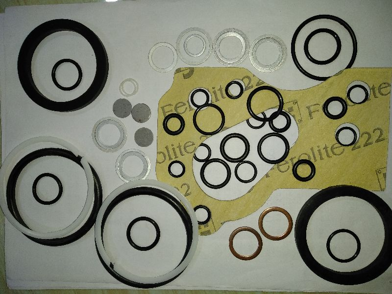 HYD PUMP 'O' RING SERVICE KIT 744 WITH BANJO WASHER (503)