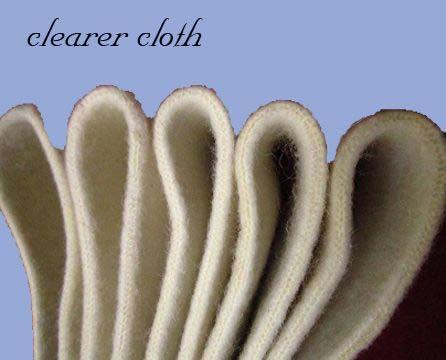 Clearer Cloth