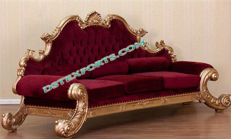 Secondhand Prop Indian Wedding Sofa