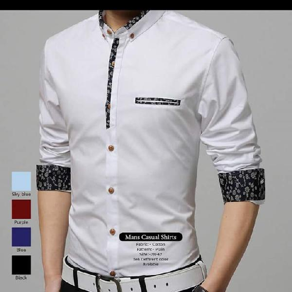 Man party wear shirt