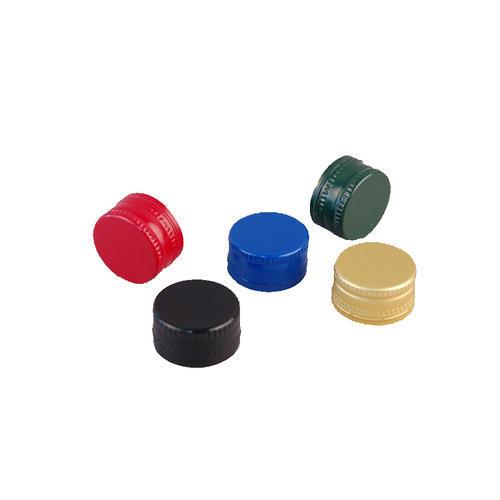 Aluminium Pilfer Proof Caps