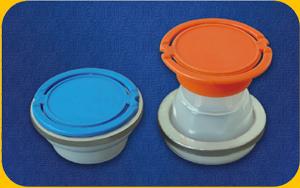 Plastic Spout Caps