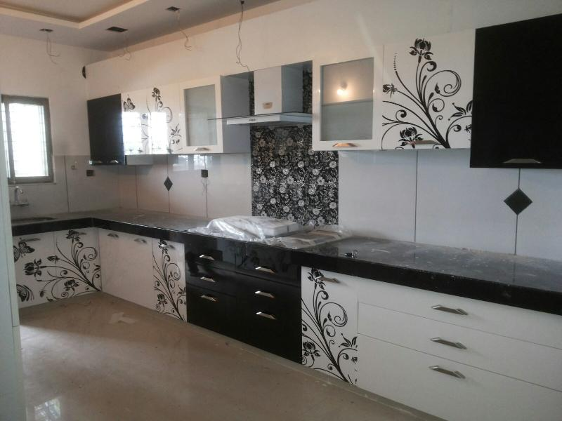 Pvc Modular Kitchen Manufacturer In