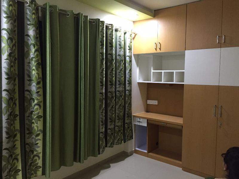 Wooden Wardrobe With Study Table Manufacturer In Ahmedabad Gujarat