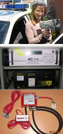 The Air Pollution Monitoring Instruments