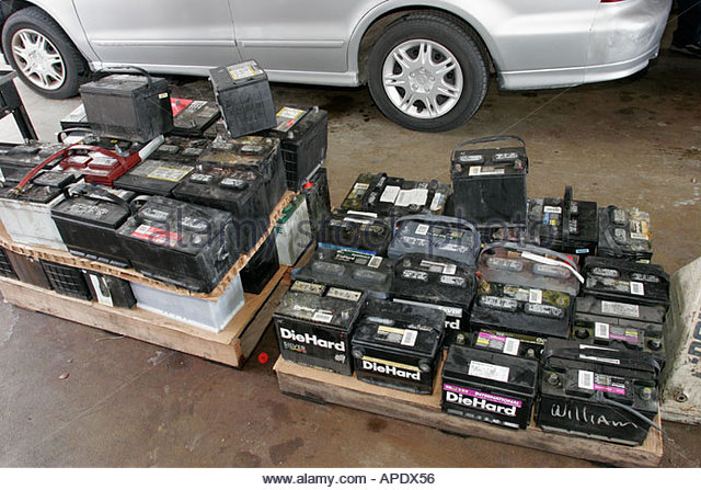 Used Car Batteries Near Me >> Used Car Batteries Manufacturer In United States By