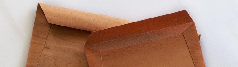wood veneer paper