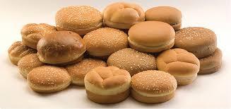 Sweet Burger Buns
