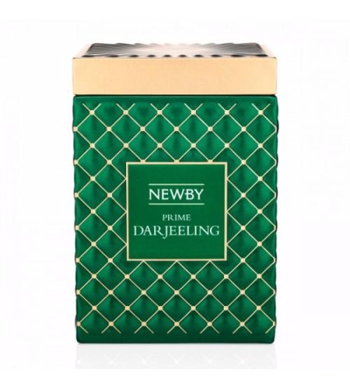 100gm Newby Prime Darjeeling Caddy Tea