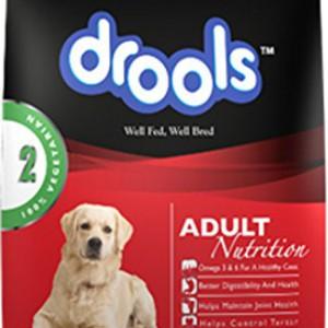 3 kg Drools Adult Vegetarian Dog Food