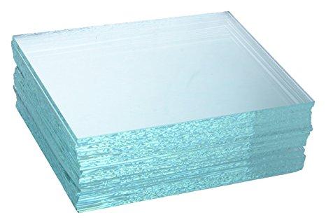 White Welding Glass