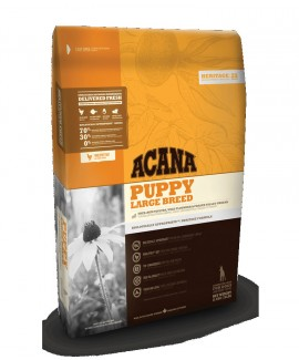 17 kg Acana Large Breed Puppy Food