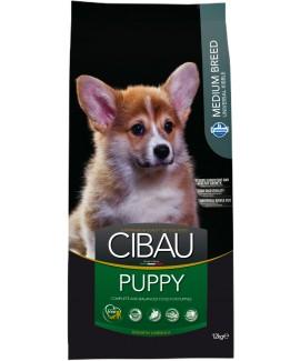 Cibau Puppy Medium Dog Food 12Kg