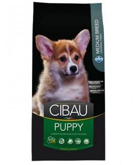 Cibau Puppy Medium Dog Food 800gms