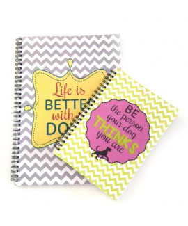 Diaries Combo -A Set of Two
