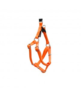 Dog Harness- Orange - Xsmall and Small
