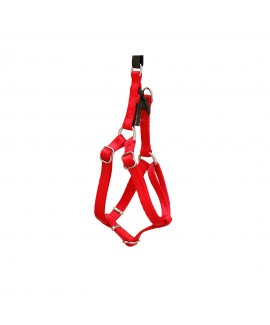 Dog Harness- Red - Xsmall and Small