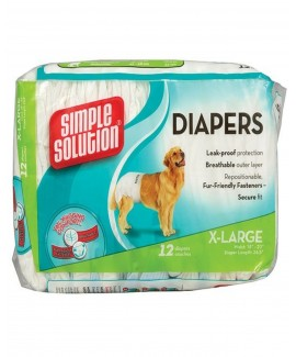 Doggie Diapers- XL