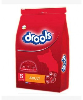 Drools Small Breed Adult-Dog Food 3Kgs