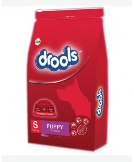 Drools Small Breed Puppy-Dog Food 3kg