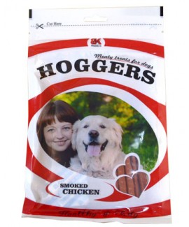 Hoggers Smoked Chicken-Dog Treats 100 gms
