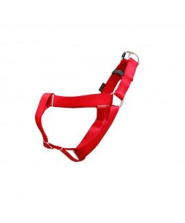 HUFT Barklays Dog Harness - Red - Medium and Large