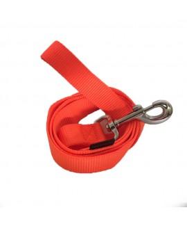 HUFT Barklays Dog Leash - Neon Orange - L