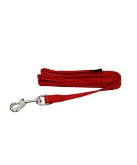 HUFT Barklays Dog Leash - Red - L
