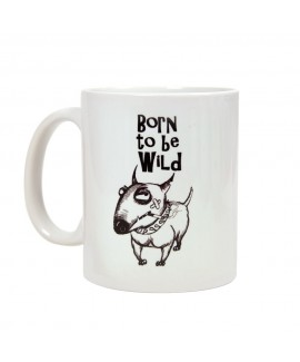 HUFT Born to be Wild Mug