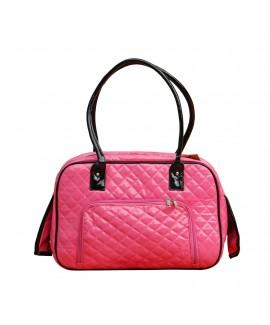HUFT Dog Carrier Bag Pink