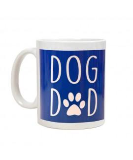 HUFT Dog Dad Coffee Mug - Blue