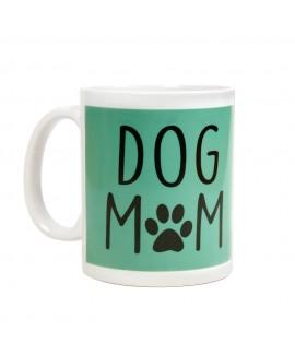 HUFT Dog Mom Coffee Mug - Green