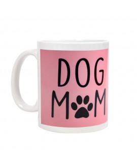 HUFT Dog Mom Coffee Mug - Peach
