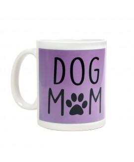 HUFT Dog Mom Coffee Mug - Purple