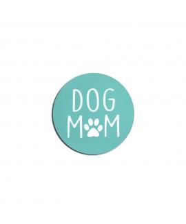 HUFT Dog Mom Fridge Magnets - Green