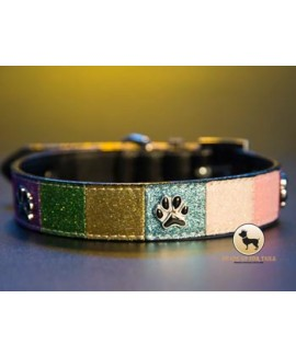 HUFT Ohh Laa Laa Dog Collar