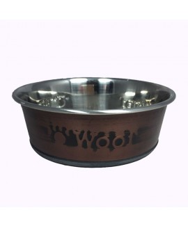 HUFT Woof Dog Bowl 1600 ml