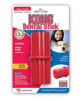 Kong Dental Dogs Stick Chew Toy