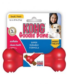 Kong Goodie Bone Dog Toy- Small